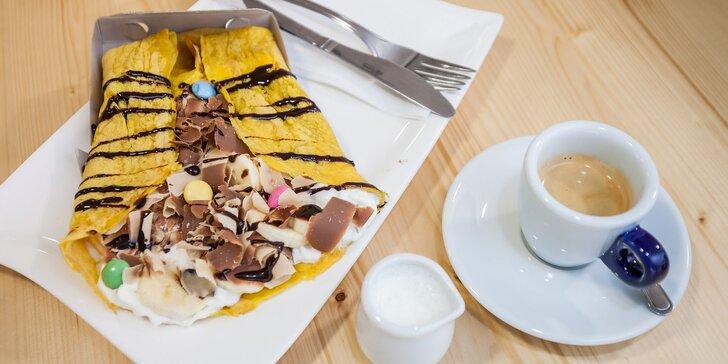 ChocoKebab s talianskou čokoládou a čerstvým ovocím