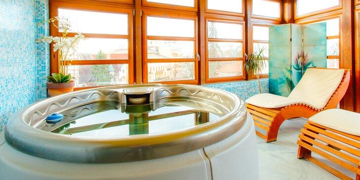 Wellness pobyt v Hoteli Pavla**** vo výbornej lokalite hneď pri Kolonádovom moste