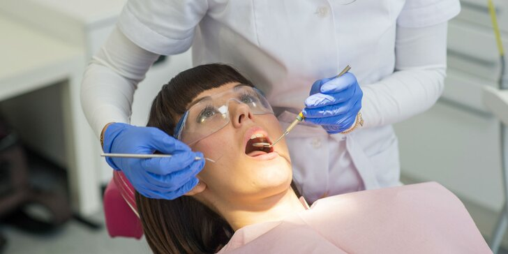 Dentálna hygiena pre krásny a zdravý chrup v Biely úsmev by Dr. Martin