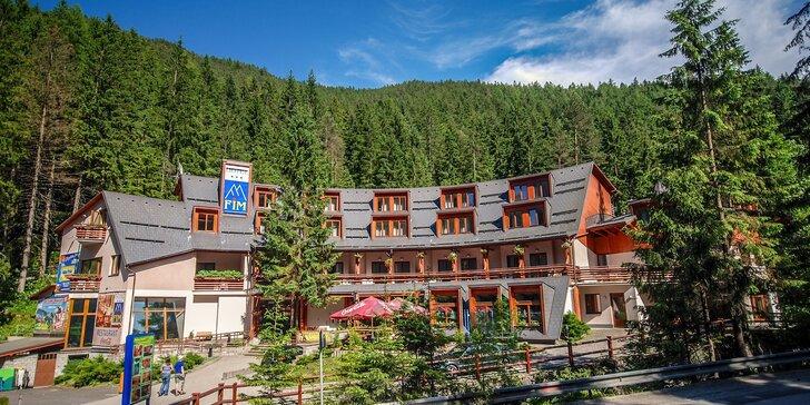 Jarný wellness pobyt v obľúbenom hoteli FIM*** v TOP stredisku Jasná