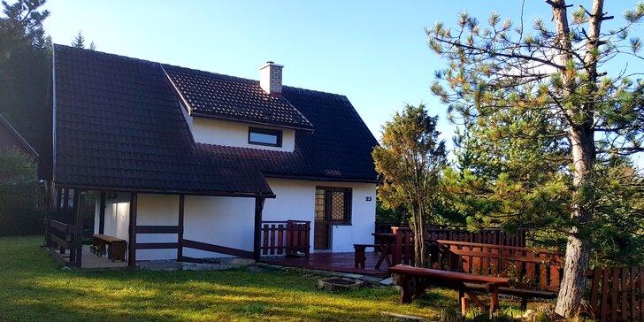 Príjemný pobyt v chate Valtierka v srdci Vysokých Tatier