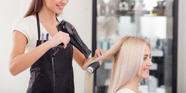 Jarná starostlivosť o vlasy v kaderníctve Maryland