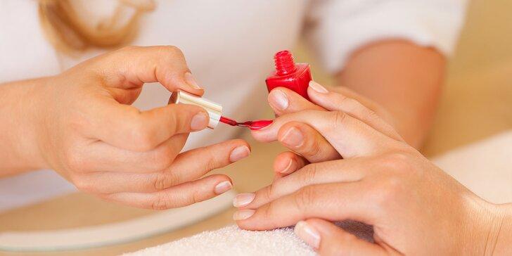 Japonská manikúra, gél lak na nechty alebo gélové nechty