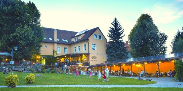 Rodinný pobyt vo výnimočnom Hoteli Lipa*** 300 m od Bojnického zámku