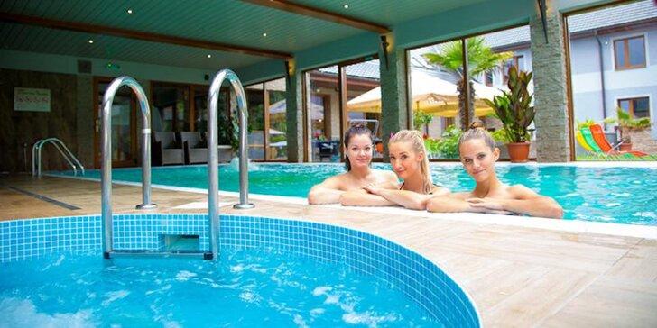 Posledná lyžovačka s wellness pre páry aj rodiny v Aqua & Wellness Resort Alžbeta