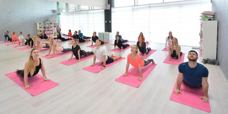 Cvičenie a tréningy v rodinnom centre LEON
