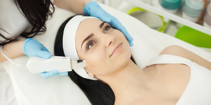 Rádiofrekvencia, rádiomezolift tváre či vitamínová kúra