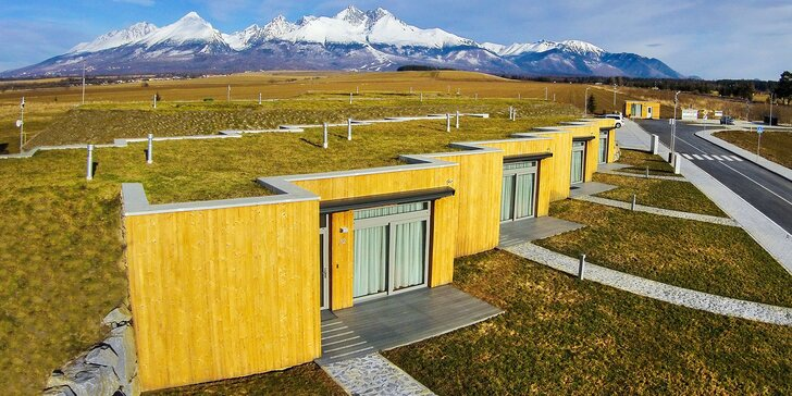 Jar pod Tatrami v nových priestranných apartmánoch s TOP hodnoteniami a s krásnym výhľadom