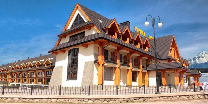 Nový rodinný hotel na poľskej strane Tatier s krásnymi panoramatickými výhľadmi