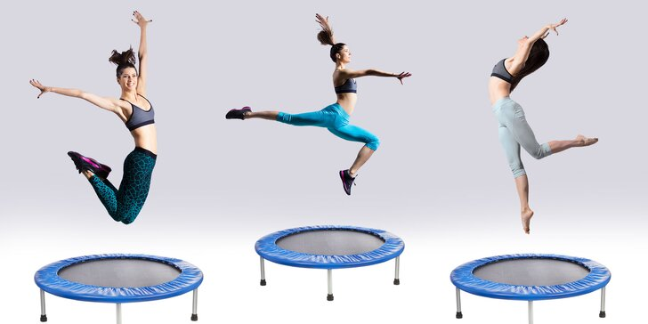 Hodiny jumpingu v centre Kominárka