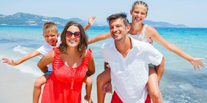 Ideálna rodinná dovolenka v Albánsku: 4* hotel s raňajkami alebo polpenziou