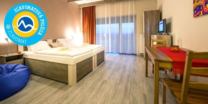 Novovybudovaný apartmánový komplex Čerešňový sad s wellness a množstvom aktivít po okolí