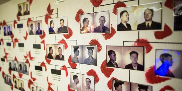 Populárna temná únikovka The Dark Room - vyšetrovanie mafiánskeho gangu