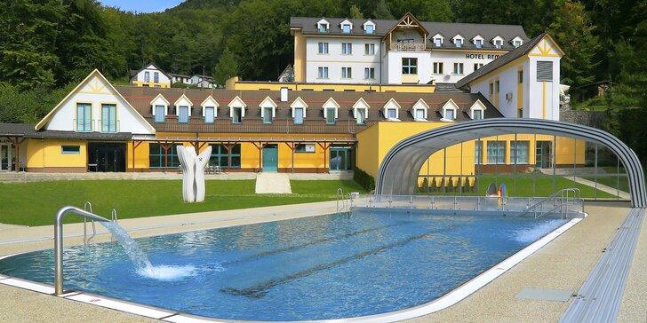 Letný wellness pobyt v Hoteli Remata*** so vstupom do bazéna