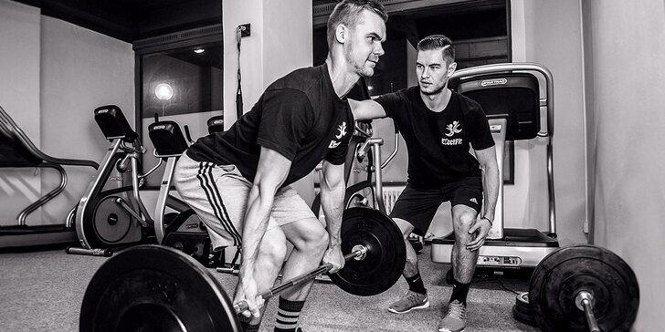 8 tréningov s trénerom v EfectFit alebo diagnostika pohybového aparátu