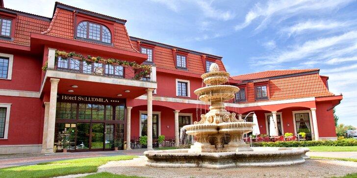 Prvotriedny wellness pobyt v Hoteli sv. Ludmila ****