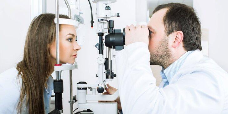 132c009b6 Komplexné očné vyšetrenie na poliklinike Vajnorská | Zlavomat.sk