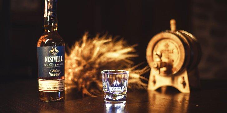 Prehliadka expozície Nestville Park s degustáciou whisky či čokolády