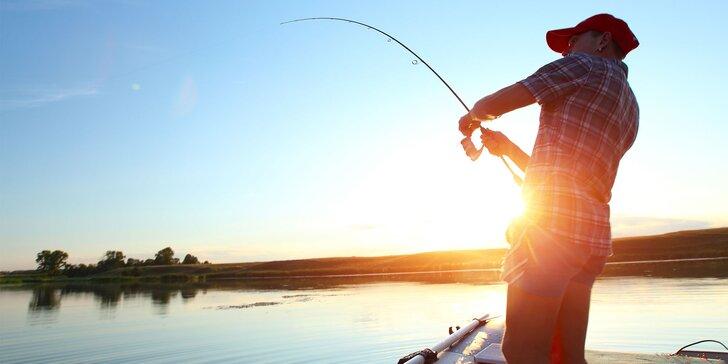 Poďte si zarybárčiť v súkromnom rybárskom revíre Štrkovisko Padáň!