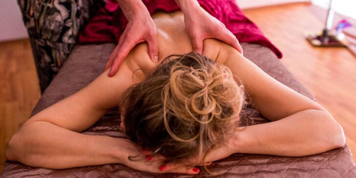 Jedinečná čokoládová či Takata rituálna masáž v Sense Touch Rite Massage