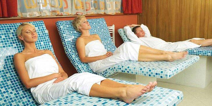 Celodenný wellness, spa balíček a večera v Hoteli Therma****