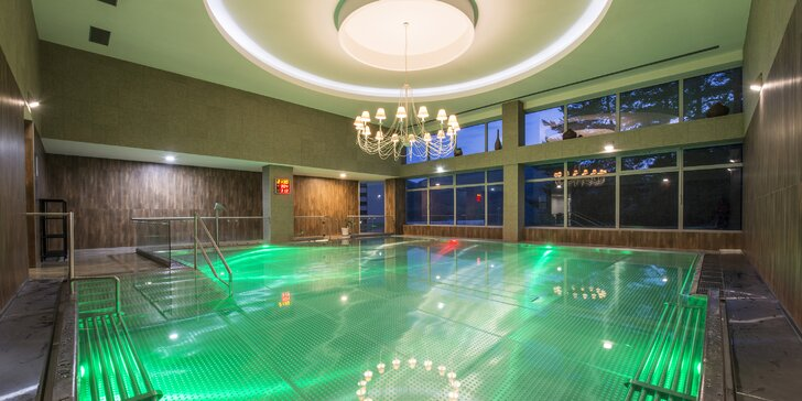 Kúpeľný pobyt pre 1 alebo 2 osoby v obľúbených kúpeľoch Nimnica