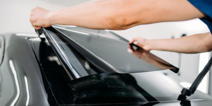 Kvalitné autofólie pre skupiny najmenších, stredných i veľkých vozidiel