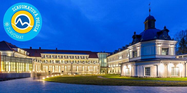 Nový, najluxusnejší ROYAL PALACE***** s kráľovským kúpeľom Royal Bath a neobmedzeným SPA&AQUAPARKom