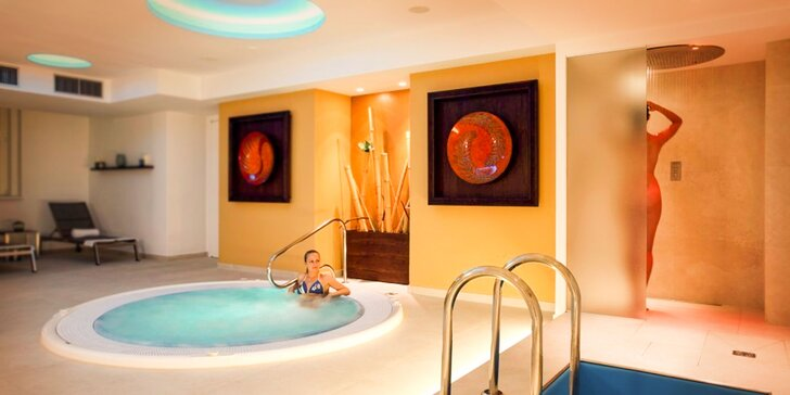 2 hodinový vstup či prenosná permanentka do wellness pre váš dokonalý relax!