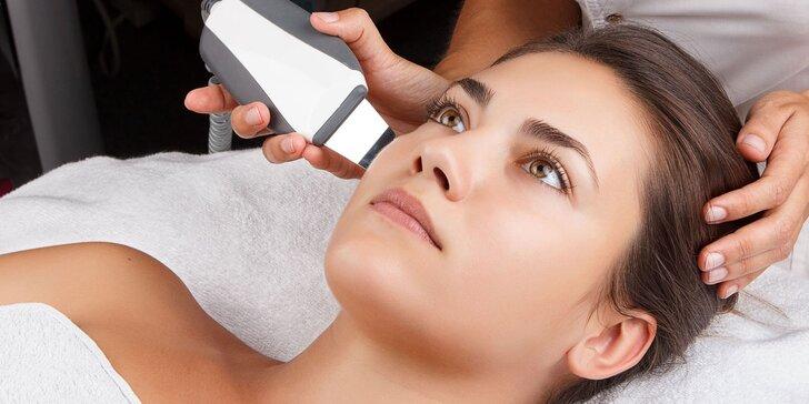 Ultrazvukové čistenie, mezoterapia či ošetrenie problematickej pleti