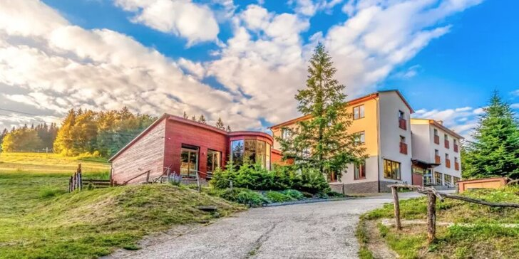 Skvelý wellness pobyt v horskom hoteli Javorník*** na Čertove