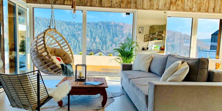 Neopakovateľné ubytovanie v štýlových horských domoch Stodoly Slow