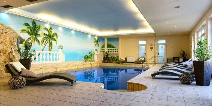 Relaxačný pobyt s neobmedzeným vstupom do wellness v PARKHOTELI na Baračke