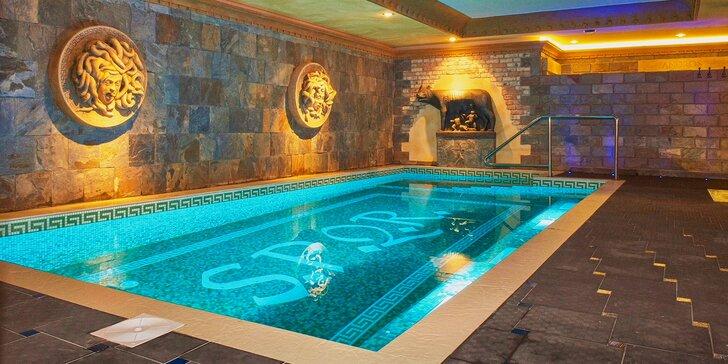 Dokonalý 3-hodinový relax vo wellness centre Hotela Privilege