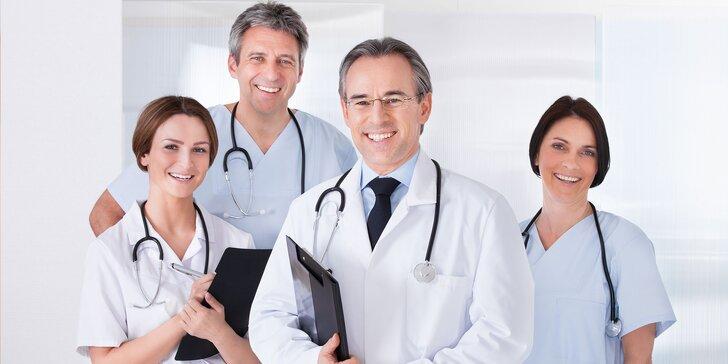 Vyšetrenie a konzultácia u proktológa na špičkovej klinike Revive