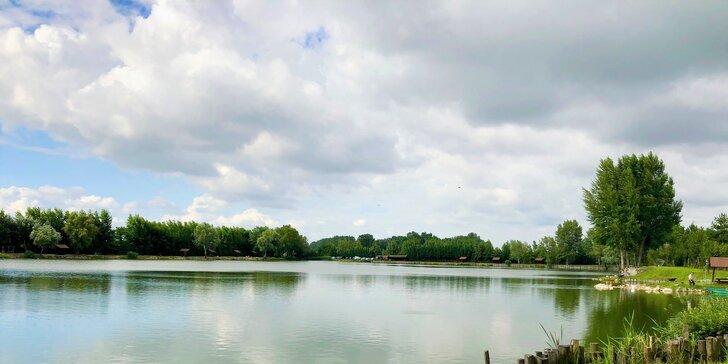 Športový rybolov Štrkovisko Padáň
