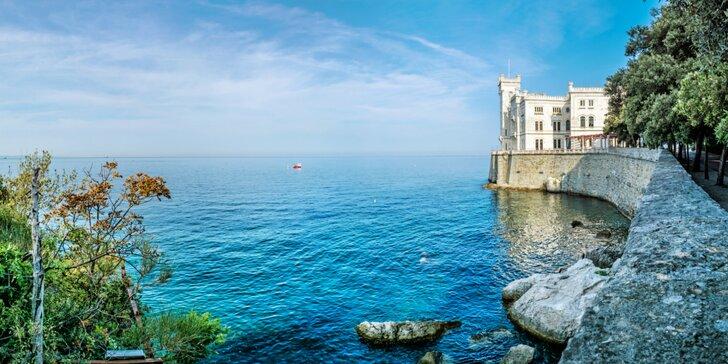 Víkend za hranicami: nádherné Benátky, jazero Bled a zámok Miramare