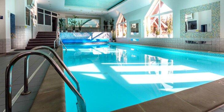 Pobyty so vstupom do 4* wellness v Horskom Hoteli Brezovica** alebo v Resorte Oravský Háj****