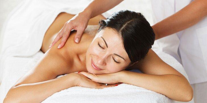 Klasická i aromatická masáž pre váš zdravý chrbát od Pilates4u