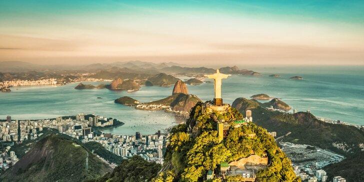 Exotická dovolenka v Brazílii: české zázemie, raňajky, výlety i kúpanie na pláži