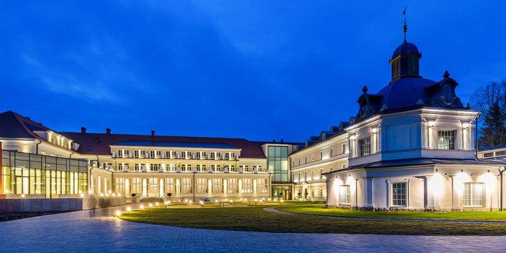 Nový, najluxusnejší ROYAL PALACE***** s kúpeľnými procedúrami, neobmedzeným SPA&AQUAPARKom a kúpeľom Royal Bath