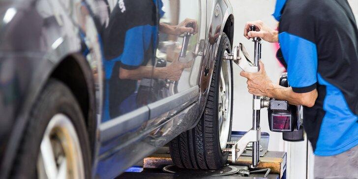 Skontrolujte svoje tlmiče, kolesá a nebezpečné vibrácie vo vašom vozidle