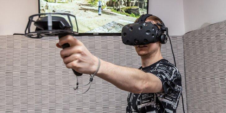 Úžasné dobrodružstvá s Virtuálnou realitou