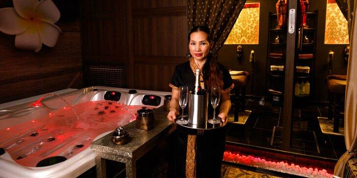 Lilawadi Thai relax & Spa: exkluzívny wellness s thajskou masážou pre dvoch