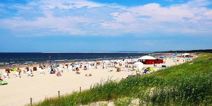 4–8 dní pri Baltskom mori: pobyt pre 2 v Poľsku s polpenziou alebo plnou penziou