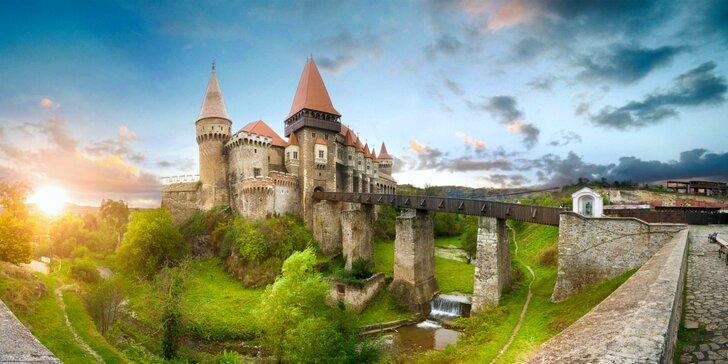 Tajuplná Transylvánia: dobrodružný zájazd po stopách Grófa Draculu
