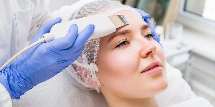 Refresh pleti ultrazvukom a rádiofrekvenciou – neinvazívny lifting tváre