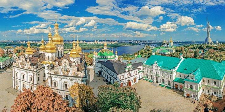 Veľký okruh Ukrajinou - najznámejšie mestá našich susedov a možnosť návštevy Černobyľu