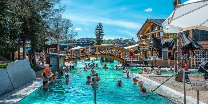 Goralská dovolenka v Penzióne Perła Podhala*** v Poľsku so vstupmi na termálne kúpalisko Gorący Potok