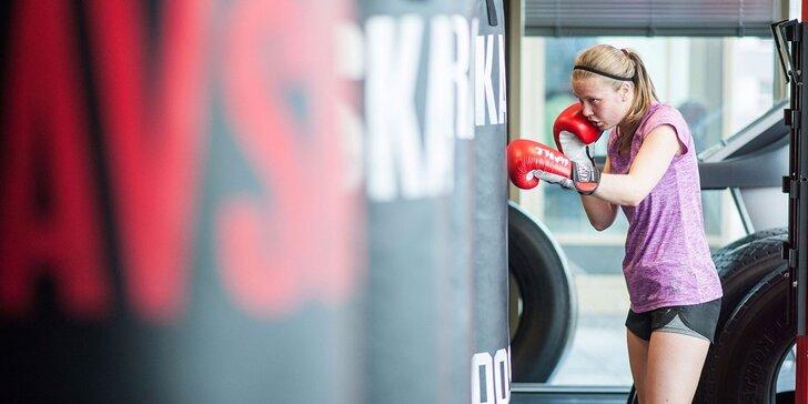 Tréningy pre mužov, ženy aj deti v Bratislavskej Boxerni